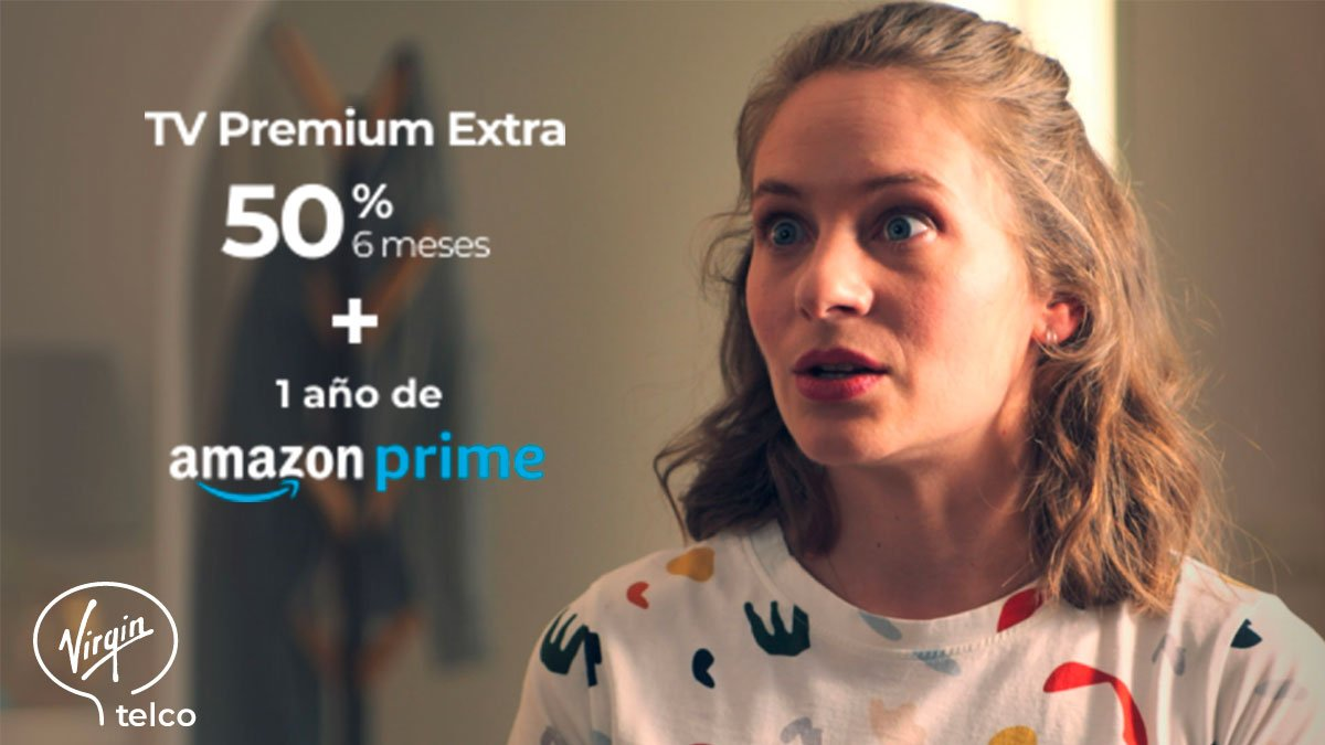 Promo Virgin Amazon Prime