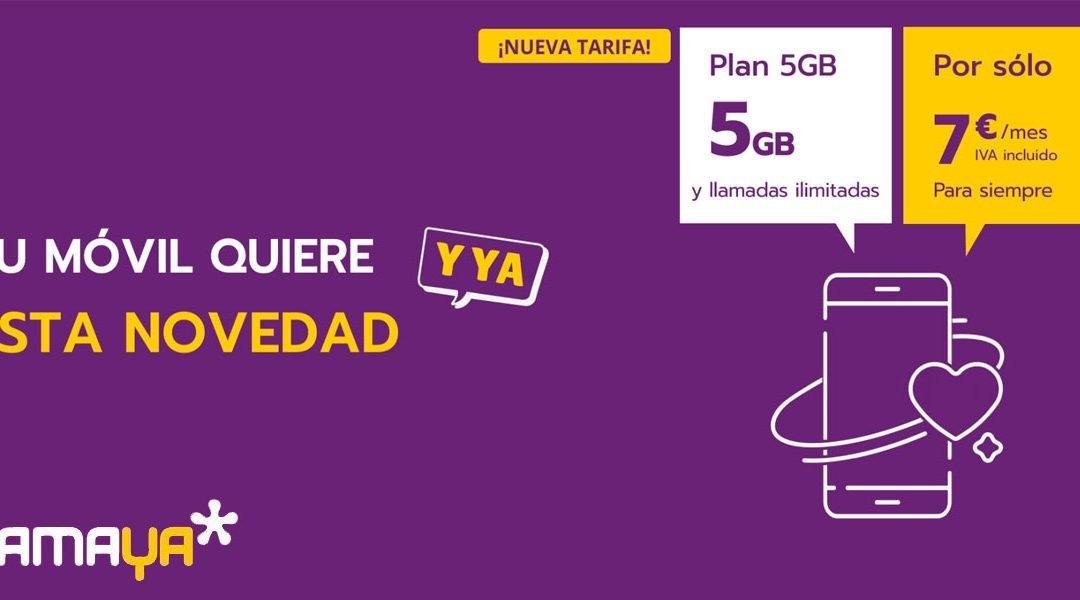 Llamaya se apunta a la batalla con nuevas y renovadas tarifas móviles