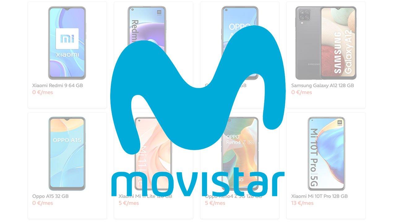 Movistar penalizaciones móviles gratis