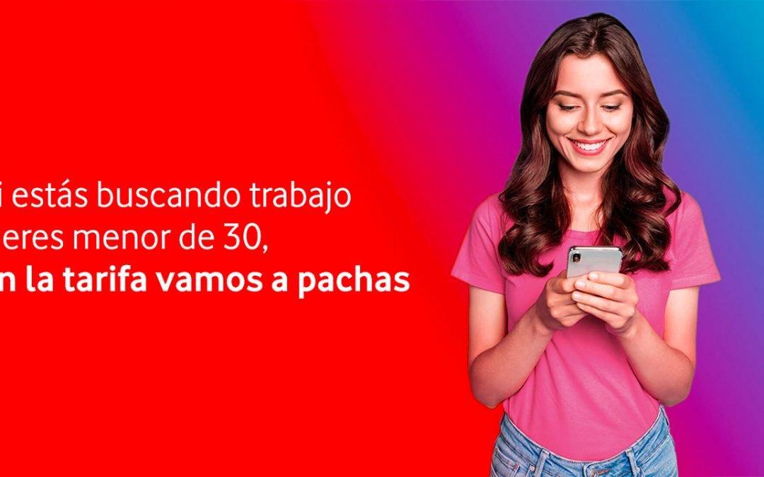 La tarifa social de Vodafone: solo móvil o 4G en casa y móvil a precios muy rebajados