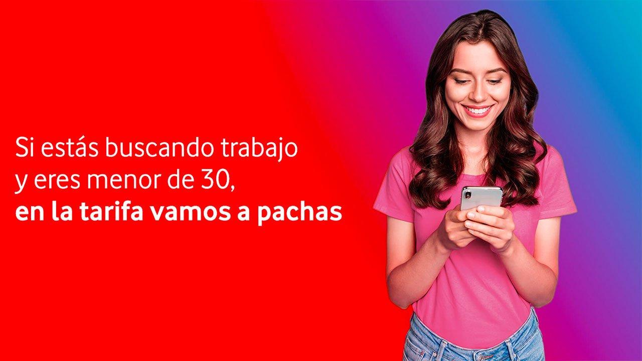 Vodafone tarifa social móvil y 4g