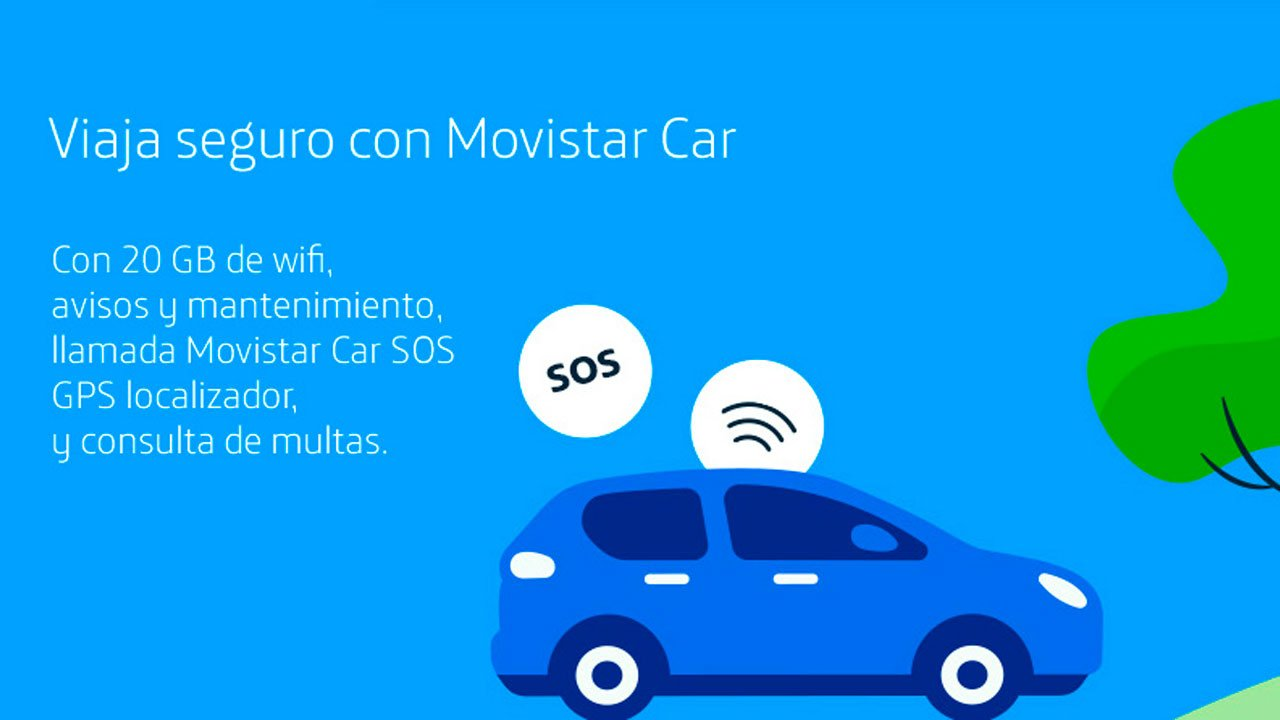 Movistar Car más gigas y nuevas funciones