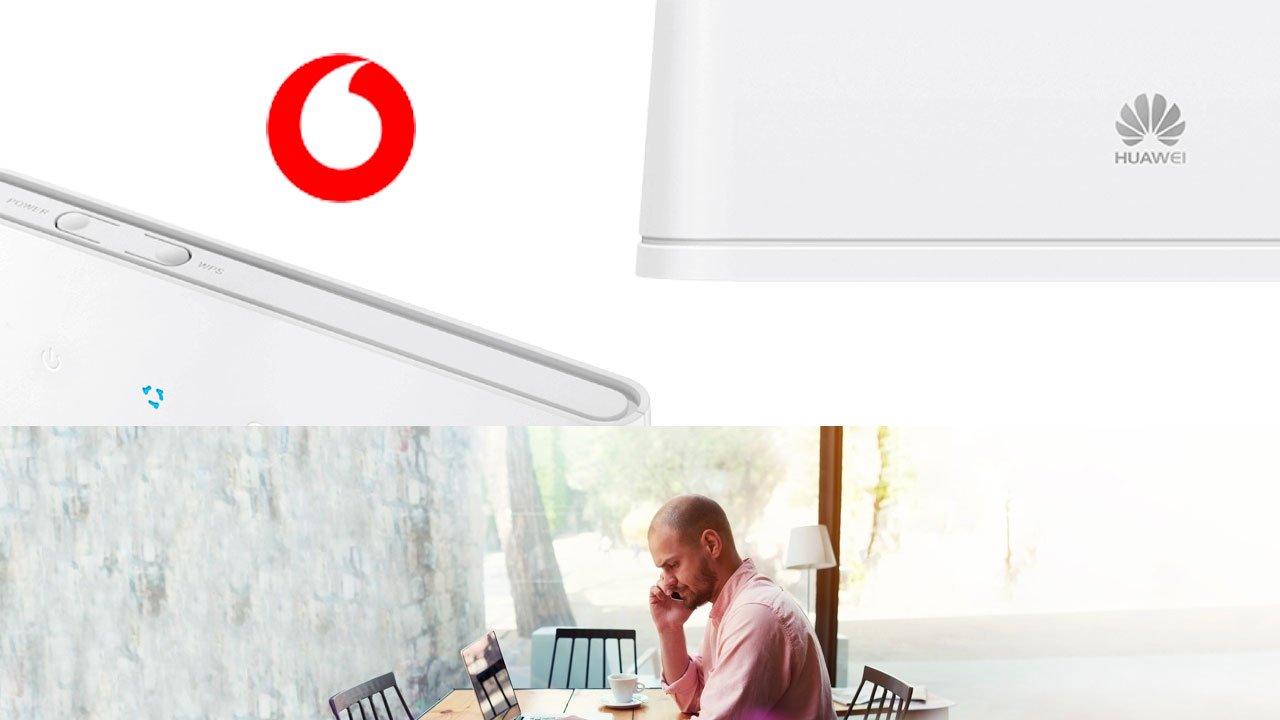 Vodafone segunda residencia junio 2021