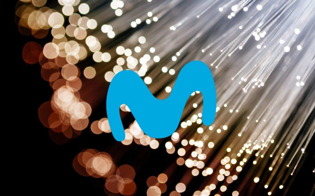 Movistar actualizará su red en 2022 para ofrece hasta 10 gigas por fibra