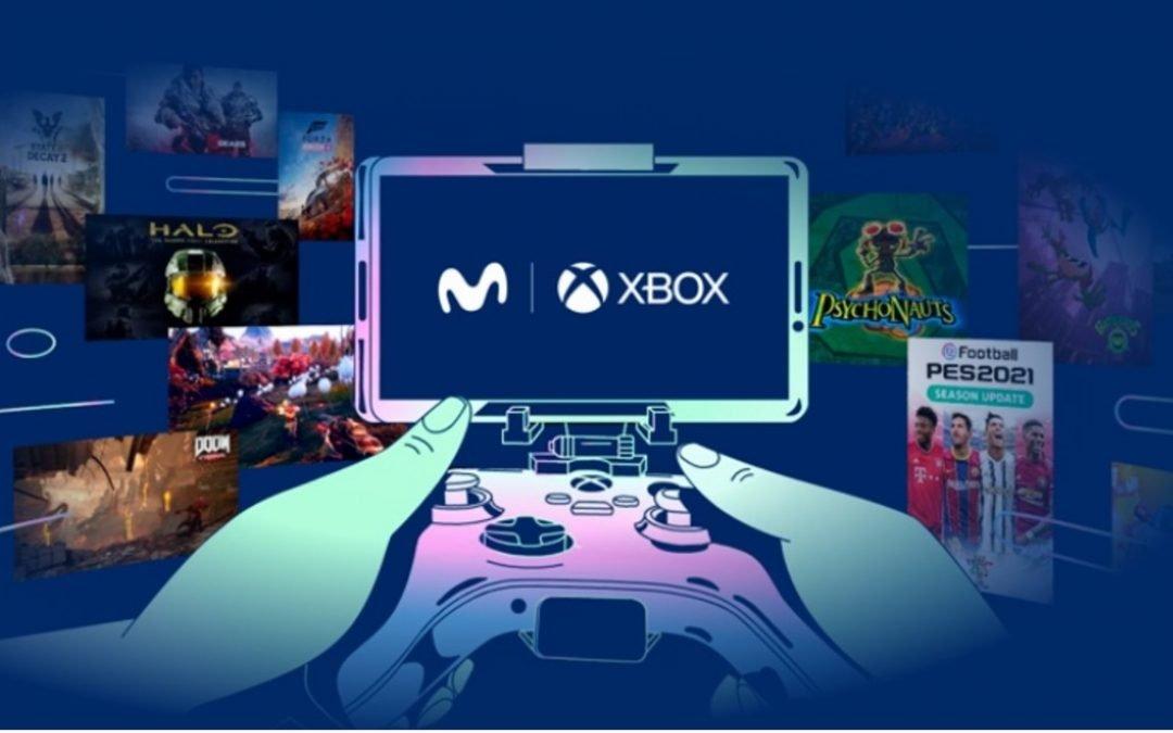 Movistar regalará 20 GB al mes a los clientes que contraten con ellos Xbox Game Pass Ultimate