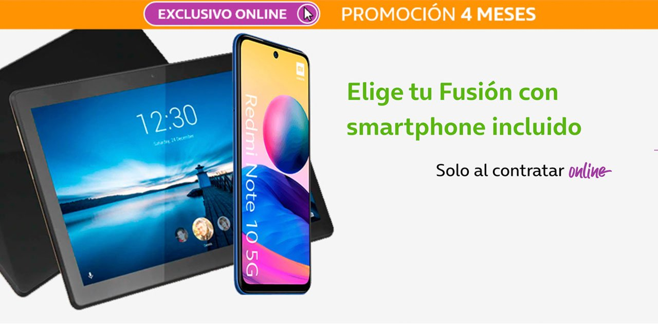 Promo clientes Movistar, julio 2021