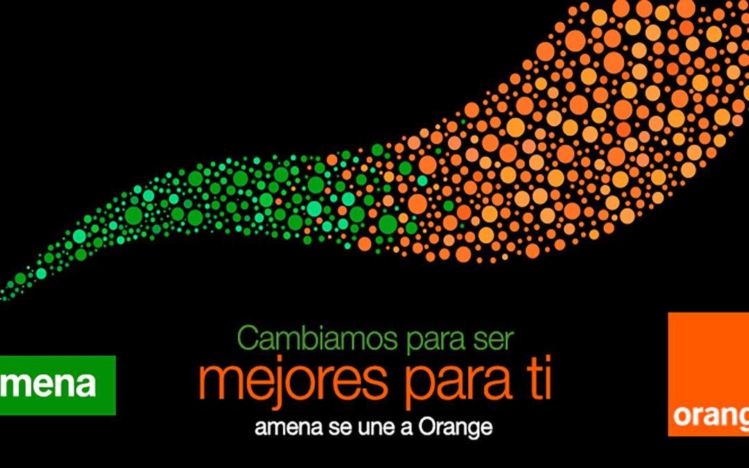 Amena se despide: sus clientes pasarán a Orange a partir del 13 de septiembre