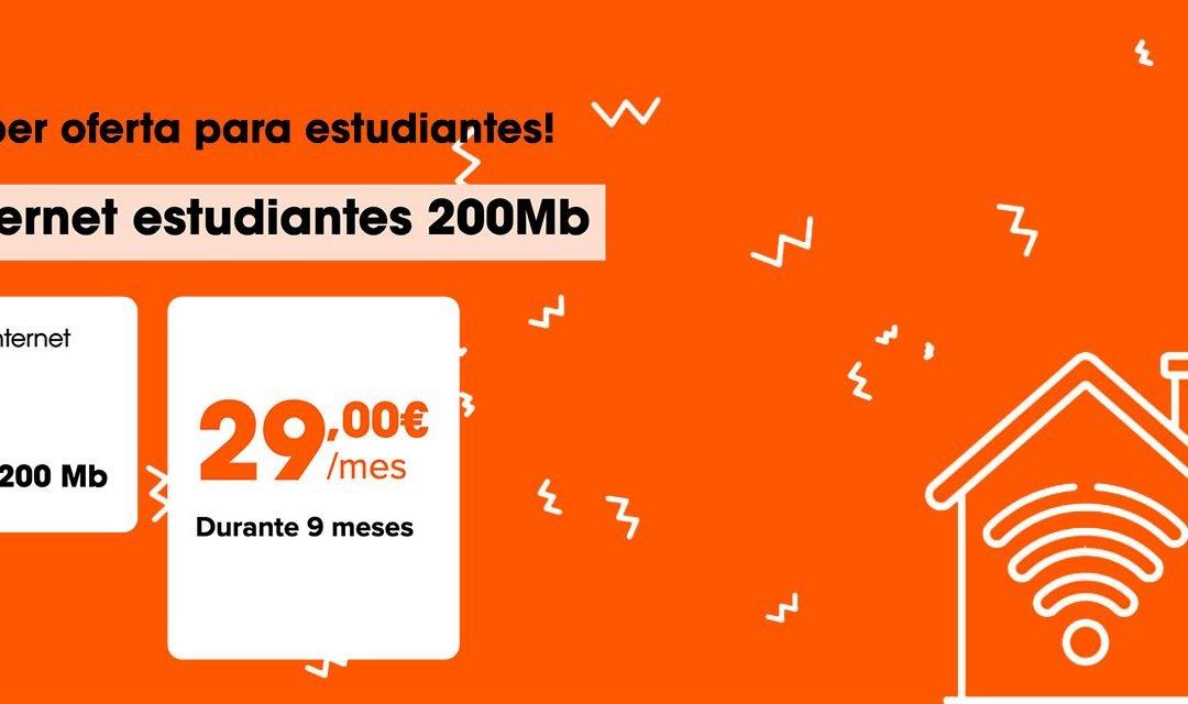 Euskaltel y R ya tienen oferta para estudiantes: fibra desde 29 euros al mes sin permanencia