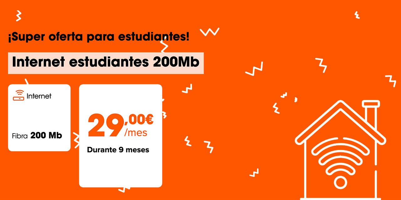 Euskaltel oferta fibra estudiantes 2021-22