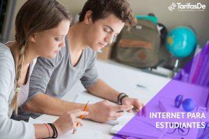 Internet para estudiantes mejores tarifas