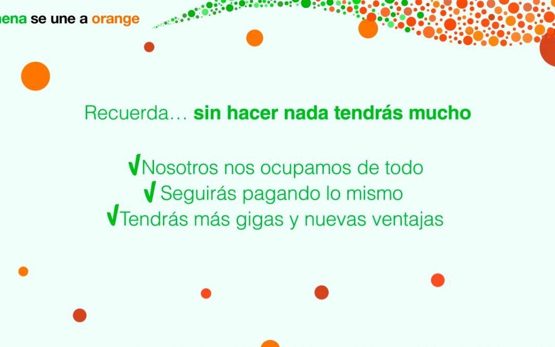 Así son las tarifas que Orange prepara para los clientes de Amena