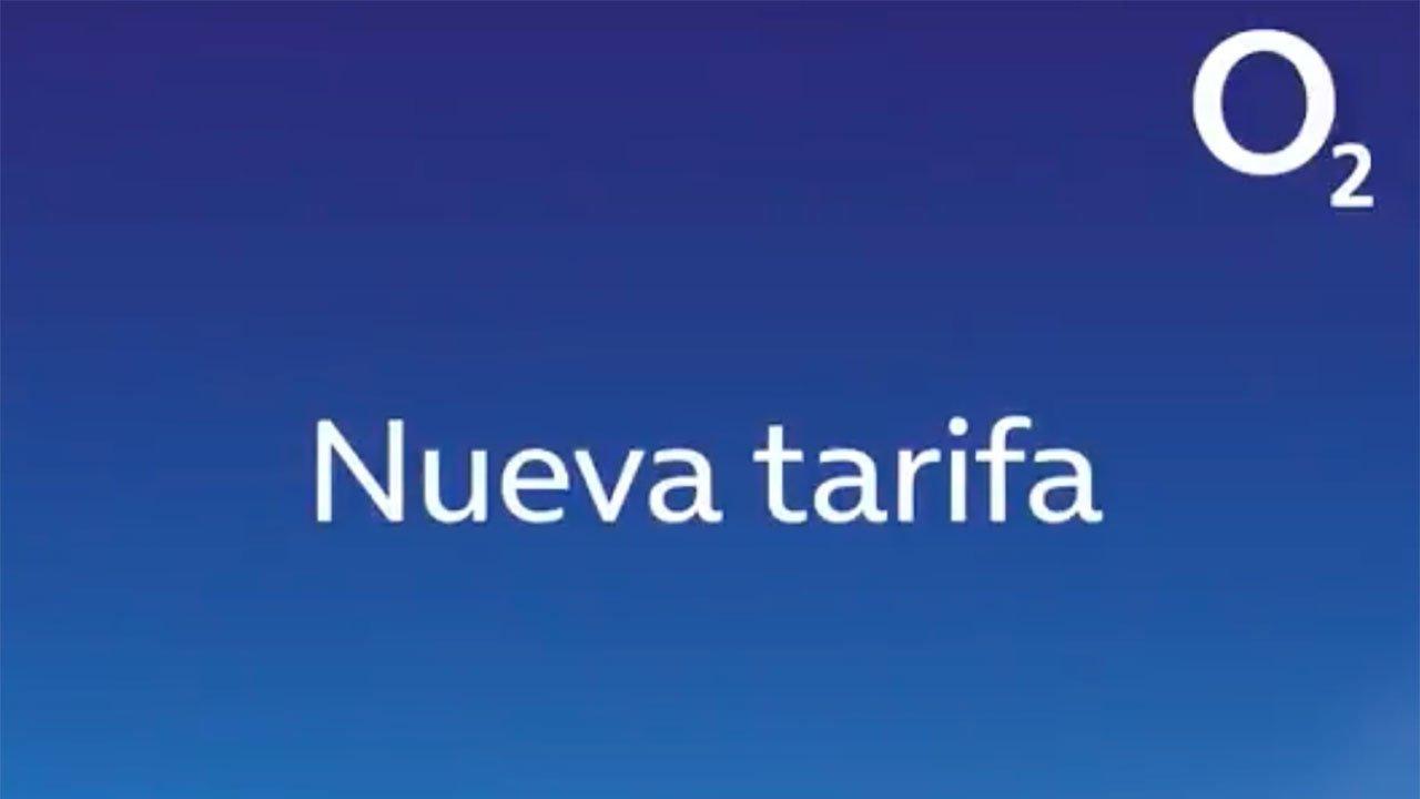 O2 nueva tarifa fibra móvil, agosto 2021