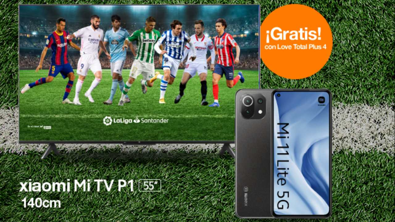Orange Smart TV gratis agosto 2021