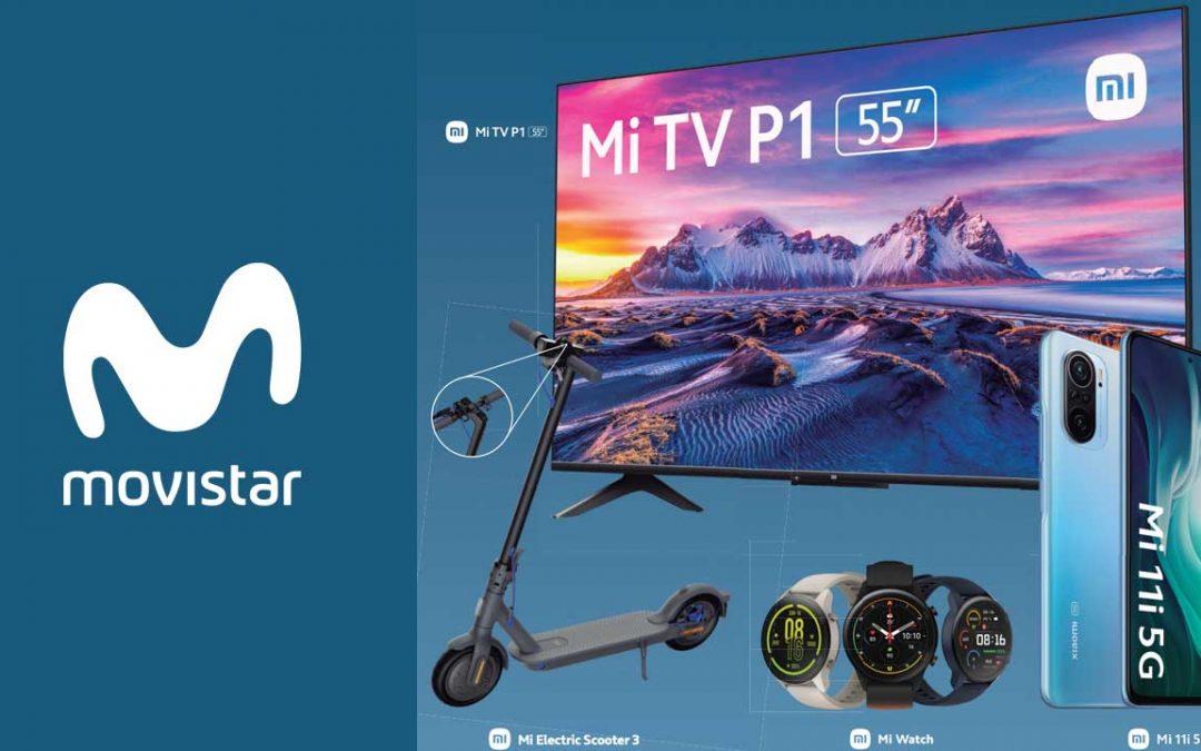 Movistar amplía las fronteras de su catálogo: un iPad, un portátil, una Xbox y hasta un patinete eléctrico gratis