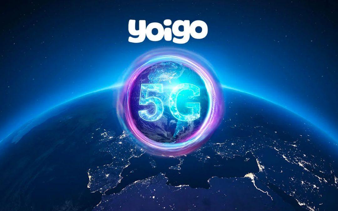 Yoigo expande su 5G, que ya llega a 553 municipios españoles