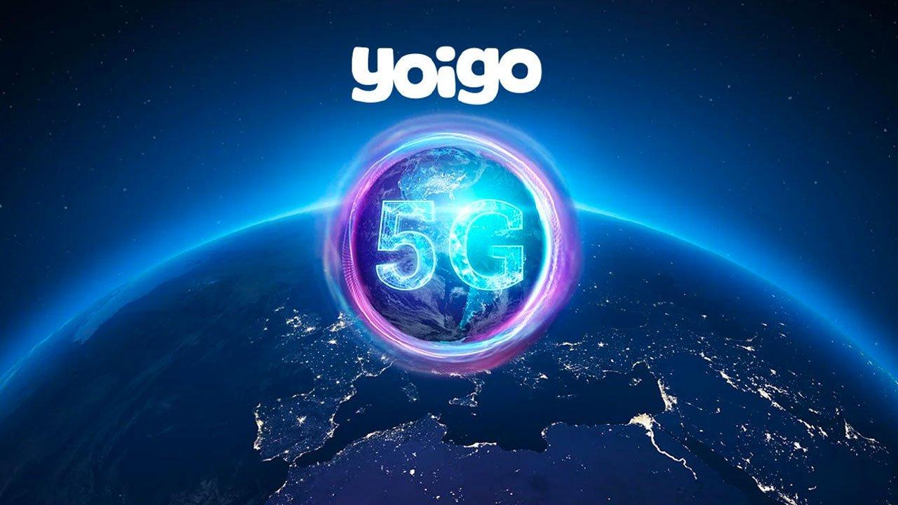 Yoigo cobertura 5G, septiembre 2021