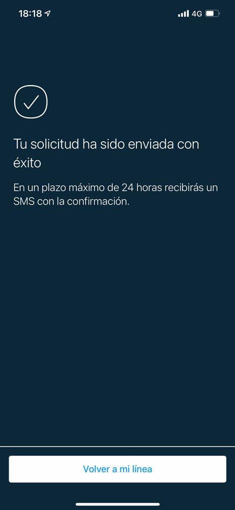 Cómo desactivar pago por uso de datos en Movistar, paso 5