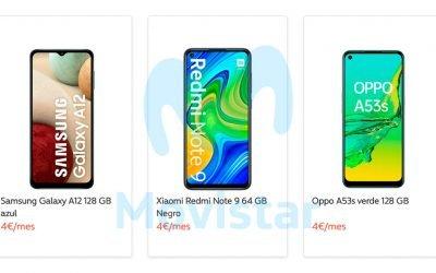 Movistar permite adquirir un segundo móvil con Fusión, a precios menos atractivos