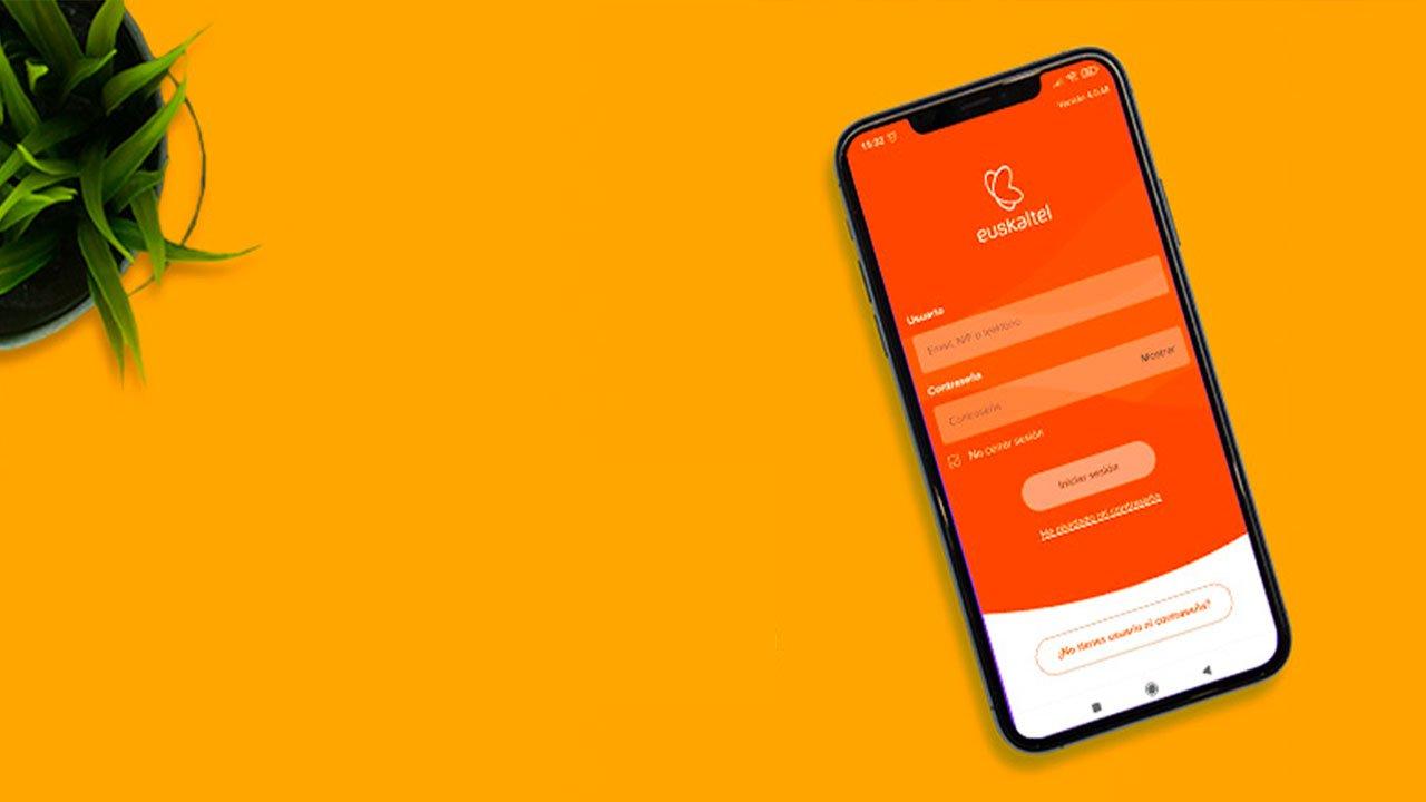 Nueva tarifa Euskaltel solo llamadas