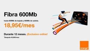 Oferta fibra Orange, octubre-2021